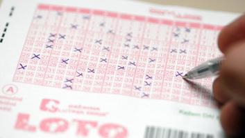 Volt telitalálatos lottószelvény Szerbiában - illusztráció