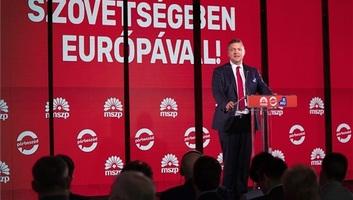 MSZP: Az EP-választás tétje a szélsőjobb megállítása - illusztráció