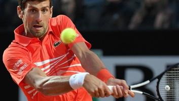 Tenisz: Đoković-Nadal döntő lesz Rómában - illusztráció