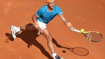 Tenisz: Nadal nyerte a római tornát - illusztráció