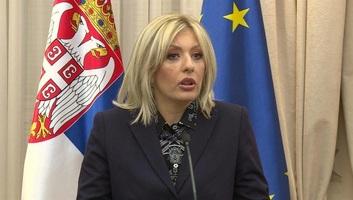 Joksimović: Szerbia megérdemli két újabb tárgyalási fejezet megnyitását - illusztráció
