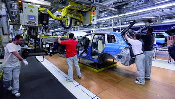 Szlovákiában gyártja majd elektromos kisautóját a Volkswagen - illusztráció