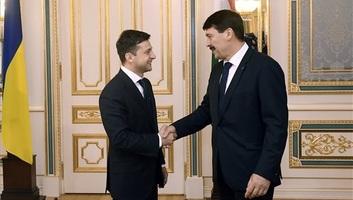 Áder János a kárpátaljai magyarok gondjairól is beszélt az új ukrán államfővel - illusztráció