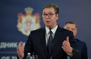 Napi fotó: A Szerb Lista jelöltje győzött mind...