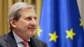 Hahn: A kétoldalú problémák megoldása nélkül nincs EU-tagság - illusztráció