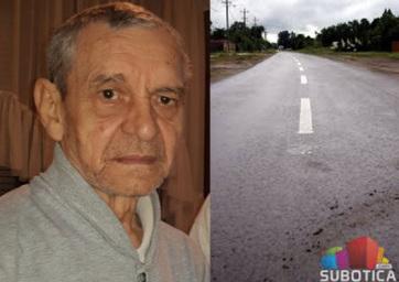 Szabadka: Halva találták meg az eltűnt idős férfit - A cikkhez tartozó kép