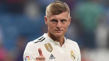 Labdarúgás: Kroos hosszabbított a Real Madriddal - A cikkhez tartozó kép