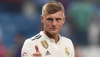 Labdarúgás: Kroos hosszabbított a Real Madriddal - illusztráció