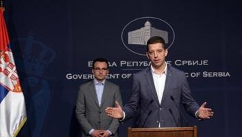 Marko Đurićnak megtiltották a belépést Koszovó területére - illusztráció
