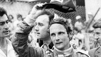 F1: Elhunyt Niki Lauda - illusztráció