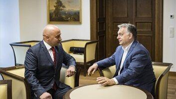 Orbán Viktor: Közös európai törekvéseinket támogatja, aki a felvidéki MKP-ra szavaz - illusztráció