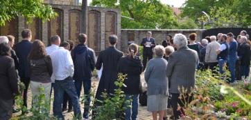 Temerin: Emlékfalat állítottak az első világháborúban elesettek tiszteletére - A cikkhez tartozó kép