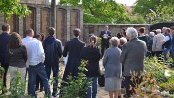 Temerin: Emlékfalat állítottak az első világháborúban elesettek tiszteletére - illusztráció