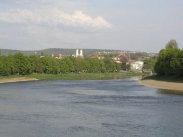 Lakott területeket is veszélyeztetnek az áradó folyók Kárpátalján - A cikkhez tartozó kép