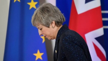 Akár már holnap bejelentheti távozását Theresa May - A cikkhez tartozó kép