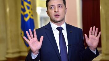Hatályba lépett az ukrán elnök rendelete a parlament feloszlatásáról - illusztráció