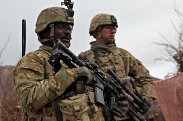 Sajtóértesülések szerint a Pentagon további katonák Közel-Keletre küldését fontolgatja - A cikkhez tartozó kép