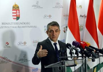 Potápi: Ma is időszerű a magyar szabadság, az erős Európa és a kereszténység védelmének gondolata - A cikkhez tartozó kép