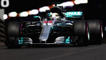 F1: Hamilton volt a leggyorsabb Monacóban - illusztráció