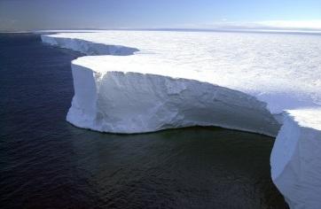 Kritikus mértékben olvad az Antarktisz jege - A cikkhez tartozó kép