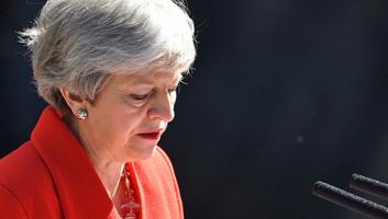 A Kreml May lemondása kapcsán: Nem tett semmit az orosz-brit kapcsolatok javításáért - illusztráció