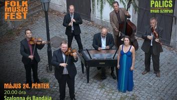 Palics: Kétnapos Folk Music Fest népzenei fesztivál - illusztráció