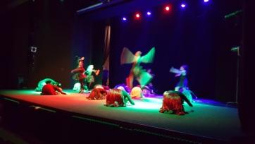 Balkan Princess:  Új táncszínházi produkció bemutatóját tartották Magyarkanizsán - A cikkhez tartozó kép