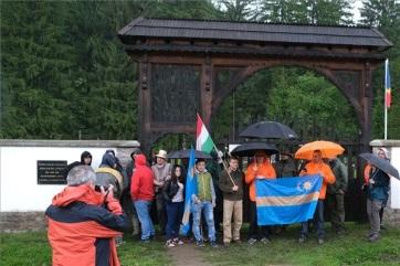 Úzvölgyi katonatemető: A román védelmi tárca elkezdte a sírkert átvételének az előkészítését - A cikkhez tartozó kép
