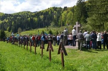 Úzvölgyi katonatemető: Az RMDSZ ellenzi a sírkert államosítását - A cikkhez tartozó kép