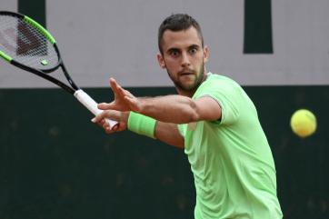 Tenisz: Györe László a 27. a világranglistán - A cikkhez tartozó kép