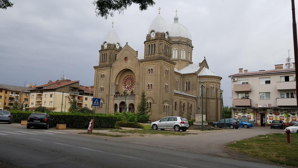 A csantavéri templom