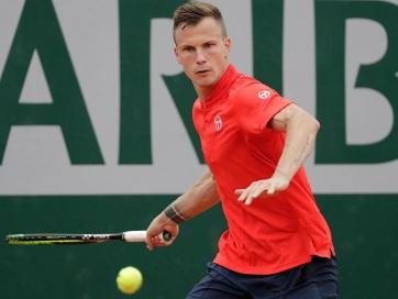 Tenisz: Fucsovics nyolcaddöntős Stuttgartban - A cikkhez tartozó kép