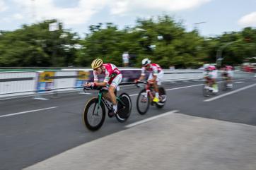 Tour de Hongrie: Cseh siker a prológon, Dina Márton a legjobb magyar - A cikkhez tartozó kép
