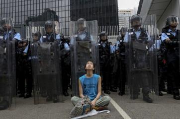 Ismét utcára vonultak Hongkongban a kiadatási törvény ellen tiltakozók - A cikkhez tartozó kép