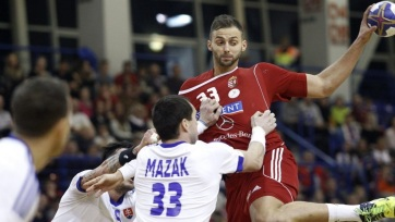 Kézilabda: Szlovákia legyőzésével Eb-résztvevő a magyar férfi kézilabda-válogatott - A cikkhez tartozó kép