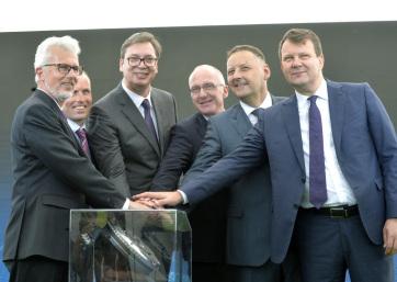 Autóalkatrész-gyár nyílt Pancsován, több mint ezer új munkahely létesül - A cikkhez tartozó kép