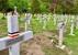Úzvölgyi katonatemető: Bukarest szerint 11 román katona nyugszik a sírkertben - illusztráció