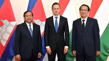 Szijjártó: Magyarország érdeke, hogy gyorsan fejlődjenek a gazdasági kapcsolatok Délkelet-Ázsiával - illusztráció