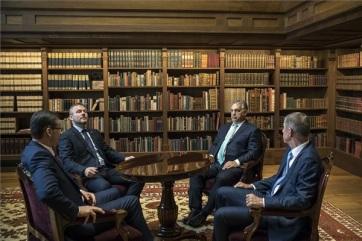 V4-miniszterelnökök: A visegrádi országok meghatározó szerepet játszanak Európa jövőjének alakításában - A cikkhez tartozó kép