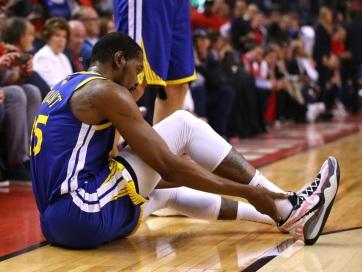 Kosárlabda: Durant sérülése súlyos, a következő idénye is veszélyben - A cikkhez tartozó kép