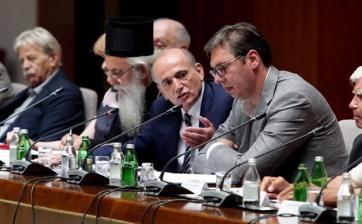 Vučić: Mindenki távozik, a demográfia Szerbia legnagyobb problémája - A cikkhez tartozó kép