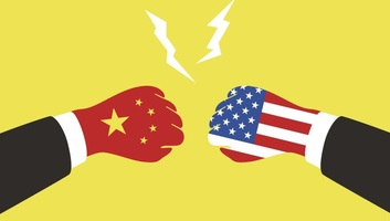 Eszkalálódó amerikai–kínai kereskedelmi hidegháború - illusztráció