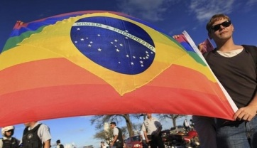 Bűncselekmény lesz Brazíliában a homofóbia - A cikkhez tartozó kép