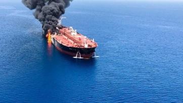Irán elutasítja, hogy köze lenne a tartályhajók elleni támadásokhoz - A cikkhez tartozó kép