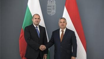 Orbán Viktor: Bulgária Magyarország szövetségese a migráció ügyében - illusztráció