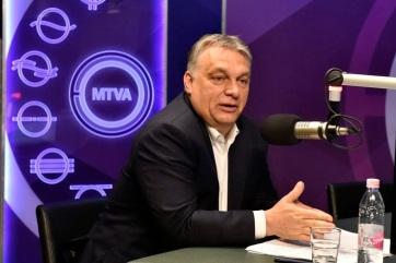 Orbán Viktor: Fontos, hogy ne a brüsszeli bürokraták határozzák meg az EU jövőjét - A cikkhez tartozó kép