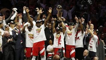 Kosárlabda: A Toronto Raptors az NBA bajnoka - illusztráció