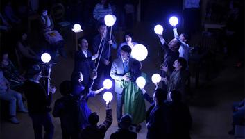 """Novosadsko pozorište: Gostovanje ansambla """"Matsumoto"""" iz Japana - illusztráció"""