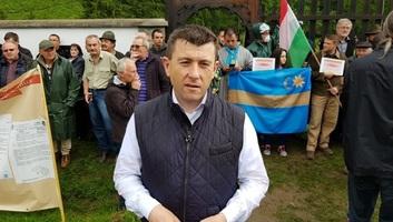 Úzvölgyi katonatemető: A Hargita megyei önkormányzat elnökét is megbírságolta a román csendőrség - illusztráció