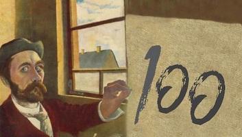 Több hónapos programsorozattal emlékeznek a száz éve elhunyt Csontváryra - illusztráció